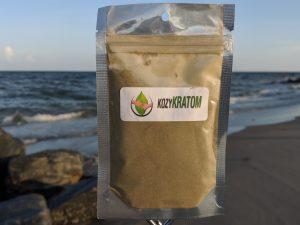 Yellow Maeng Da Kratom powder for sale free ship